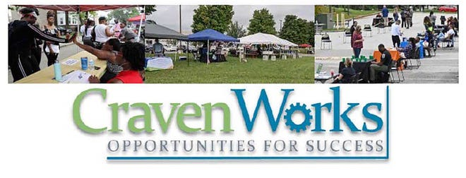 Union Point Park is the site for the 6th annual Works Outdoor Job Fair on March 30.