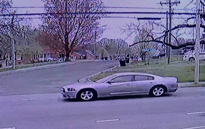 Police think this vehicle was involved in the Apple Street shooting.