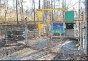 File photo -- Graham's Boyd Creek Lift Station