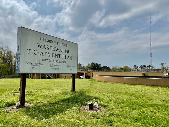 After voting to rename the Hilliard N. Fletcher Wastewater Treatment Plant last year, the City Council is voting Tuesday on whether to commit more than $18,000 to upgrading the facility's signs.