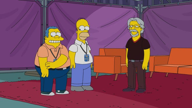 "Bob Seger is a guest voice on the March 28, 2021, episode of ""The Simpsons."""