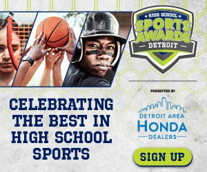 TheDetroit Free Press High School Sports awards, presented by Detroit Area Honda Dealers,is accepting nominations for the Honda Inspiration Award.
