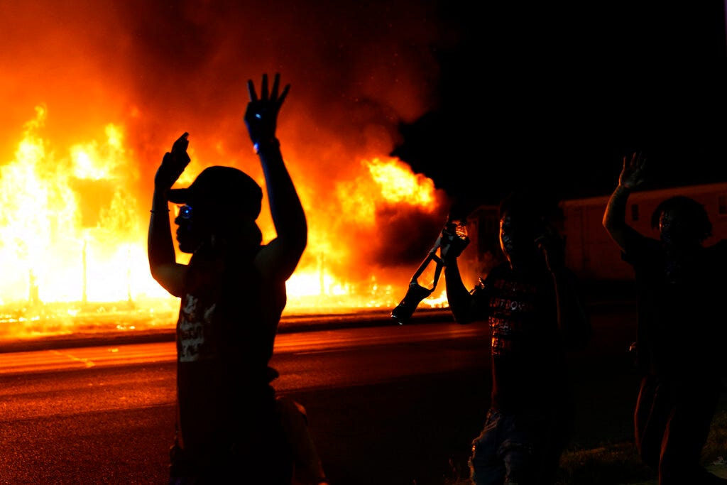 Kenosha police: 55 more charged for violence during protests 1