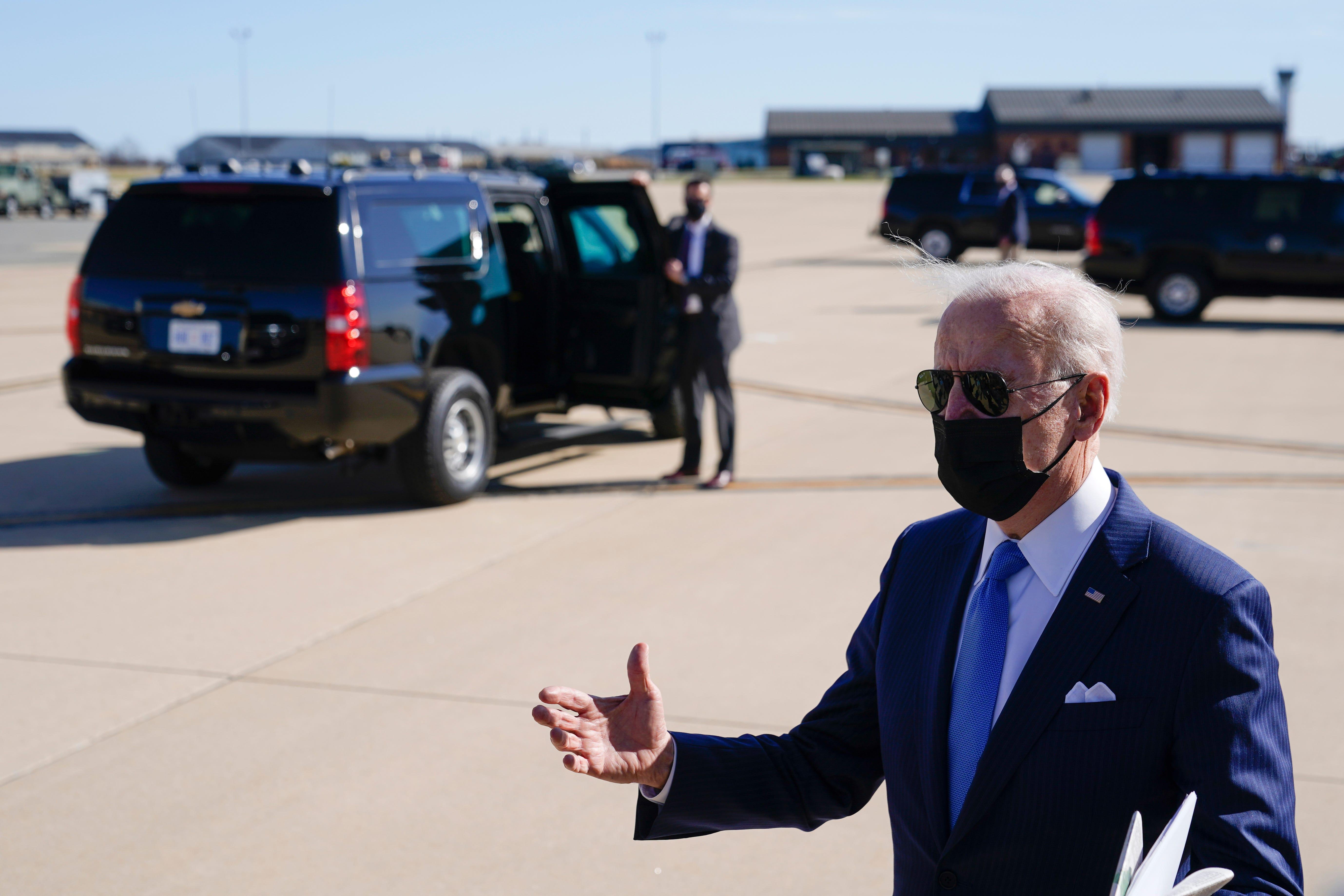 Senate gives Biden a big tool to work around GOP filibuster 1