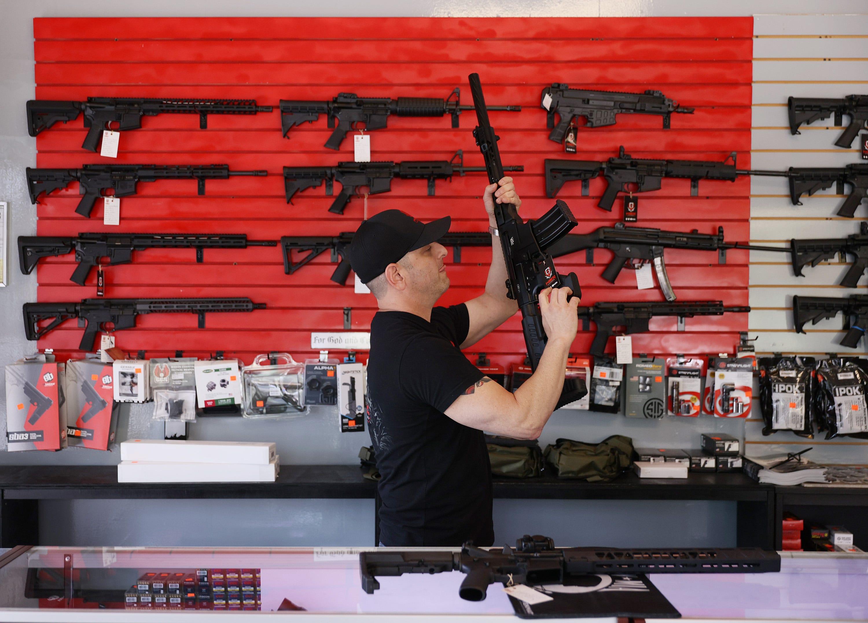 Pandemic, civil unrest, politics revive gun sales 1