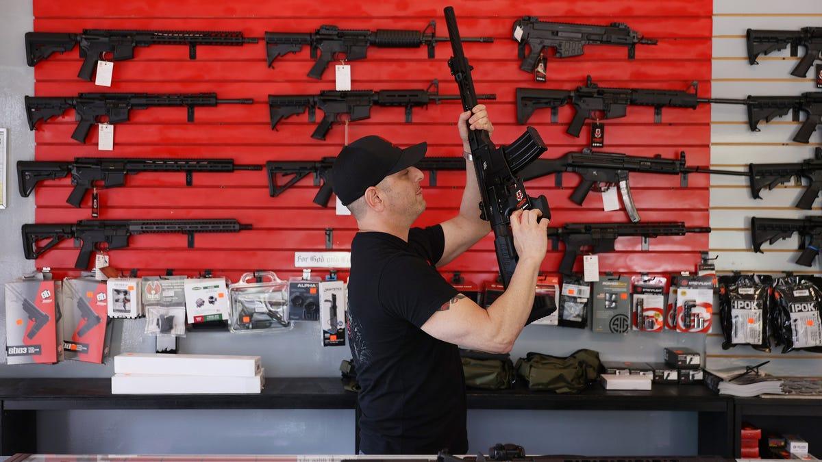 Pandemic, civil unrest, politics revive gun sales 2