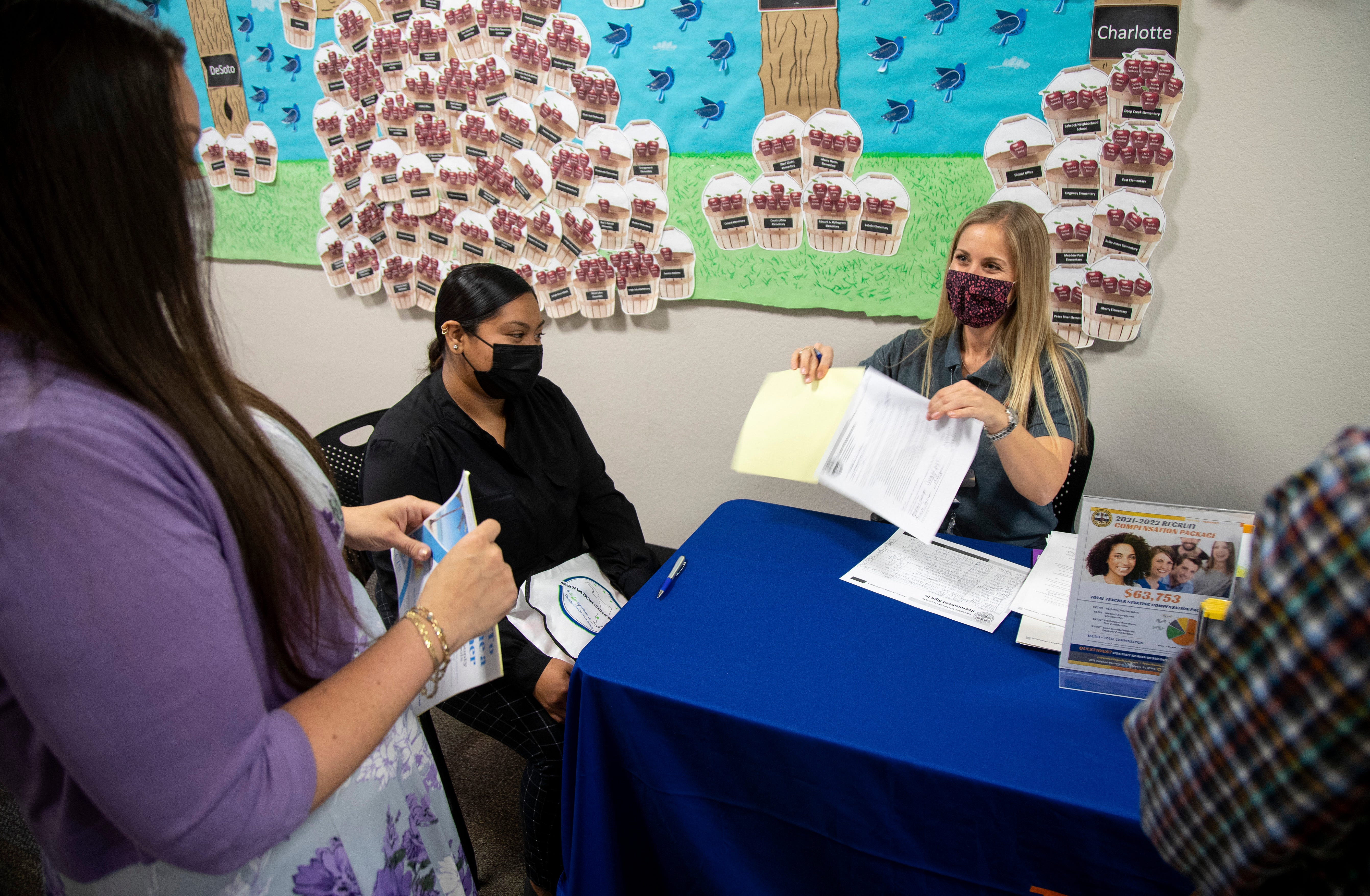 Soon-to-be teachers from Florida SouthWestern State College feel ready for classroom 2