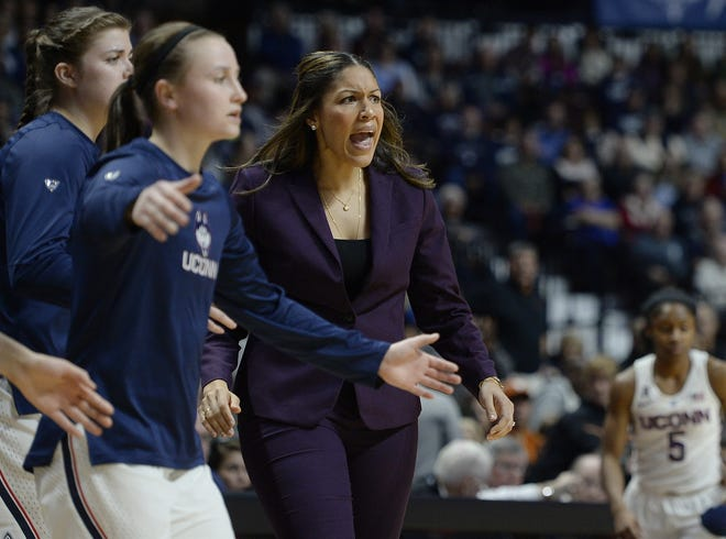 Marisa Moseley was part of five national championships as an assistant at UConn.