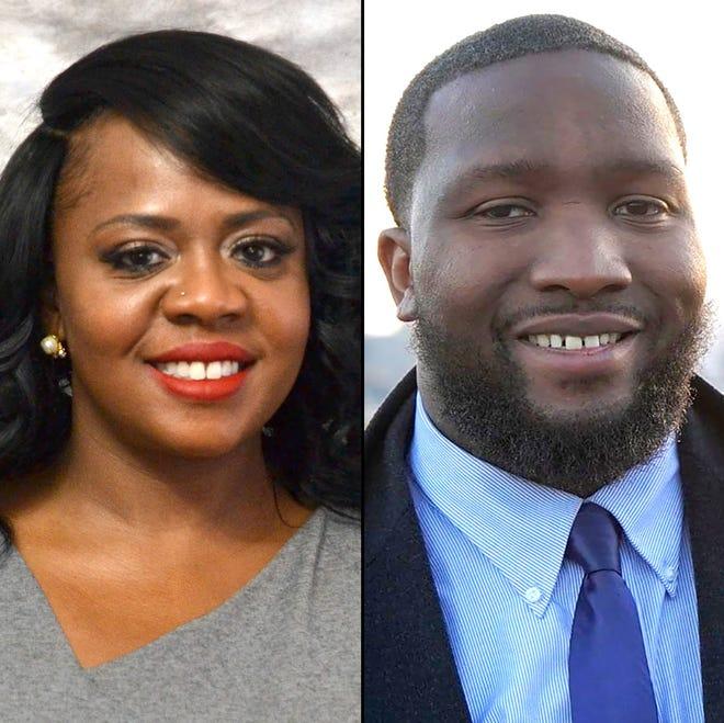 Priscilla E. Coggs-Jones and Darrin B. Madison Jr. are candidates for County Board District 10.
