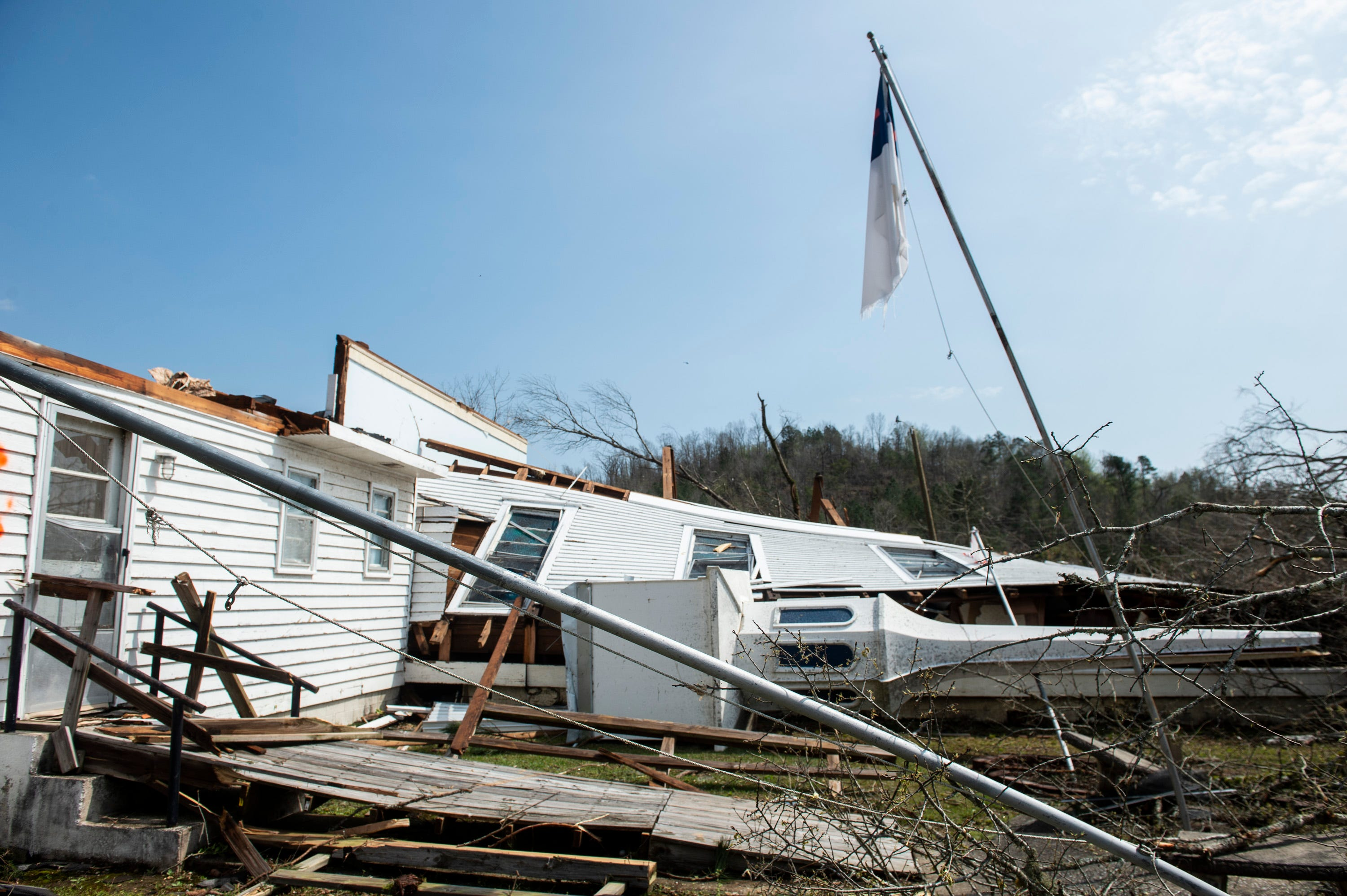 Tornado warning: Twisters are hitting more frequently and dealing more deaths in the South