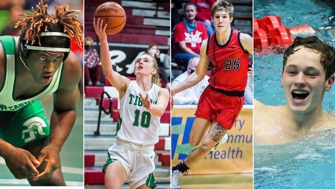 Here are The Star Press' Winter Athletes of the Year.