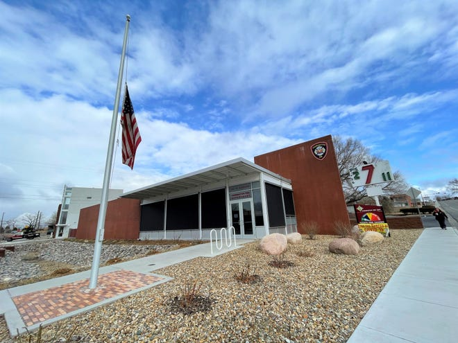 The Farmington Fire Department is being sued by woman who claims a fire truck drove into her vehicle and that she suffered severe injuries on Jan 30, 2020, in Farmington.