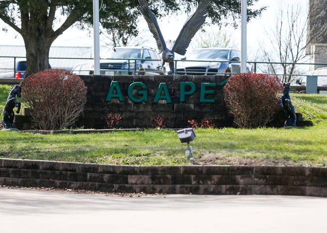 Agape Boarding School, a Christian reform school in Stockton, was the subject of an investigation by local authorities and the Missouri Attorney General's office. On Sept. 28, 2021, Cedar County Prosecutor Ty Gaither announced five individuals were charged with low-level felony assault charges.