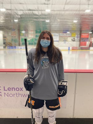 Sleepy Hollow and East Green Wave center/goalie Johanna Reimer is the Con Edison Athlete of the Week