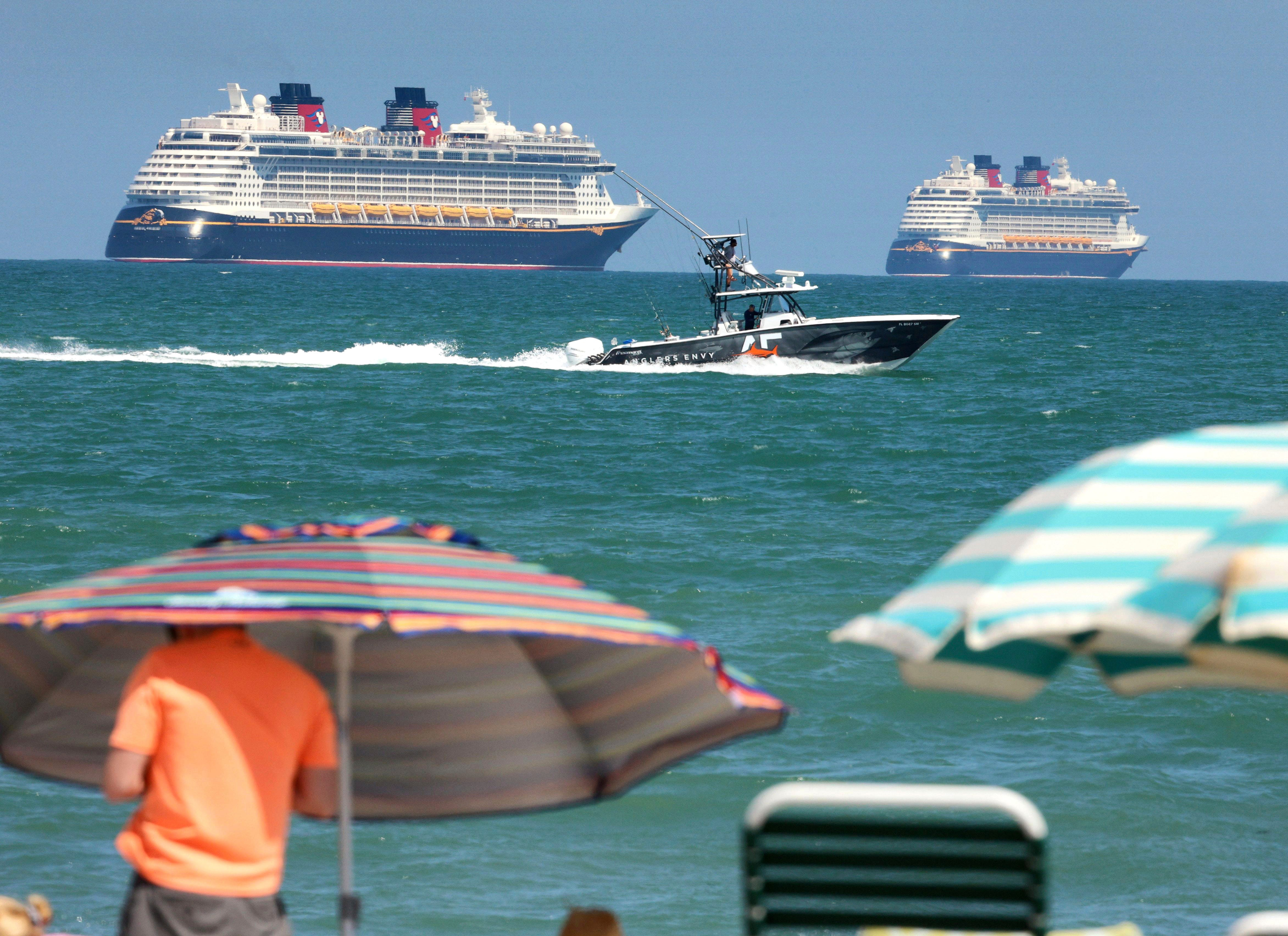 US Travel Association calls for CDC to lift restrictions on cruise industry, allow sailing to resume