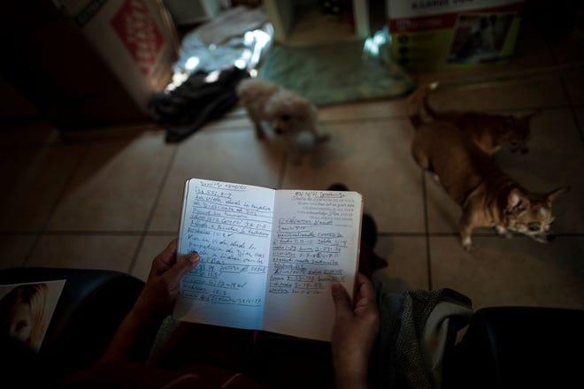 Esta trabajadora lucha por pagar la renta y medicinas
