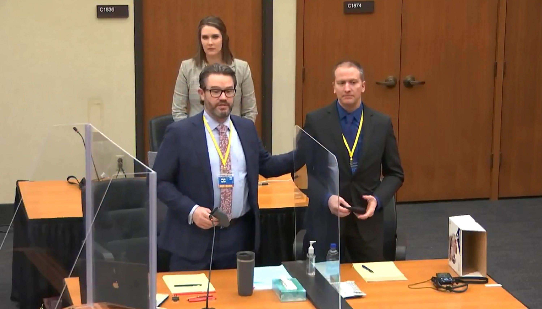 Derek Chauvin trial: Police fund aids defense lawyer Eric Nelson