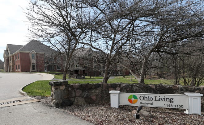 Full power was restored Saturday afternoon to Ohio Living Rockynol on West Market Street in Akron.