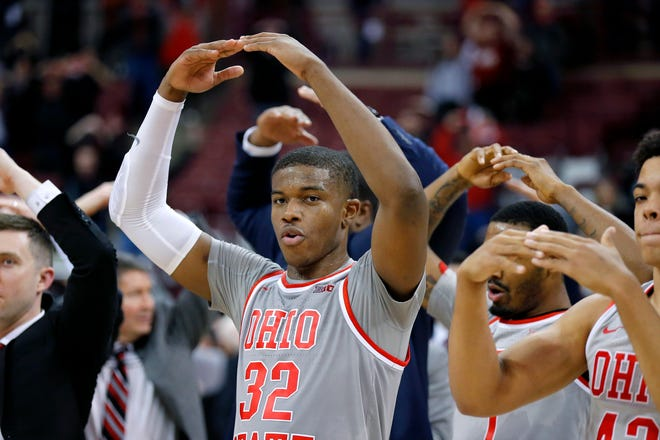 E.J. Liddell represents Ohio State as a star player on the university's men's basketball team. The social-media bullies who insulted and threatened him after an OSU loss represent something else entirely.
