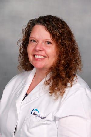 Pediatrician Colleen Allorto
