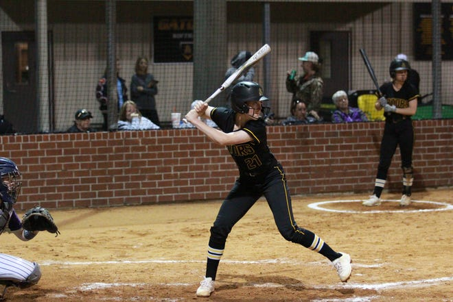 Addison Jackson and St. Amant have been ranked 10th in the country by the NFCA.