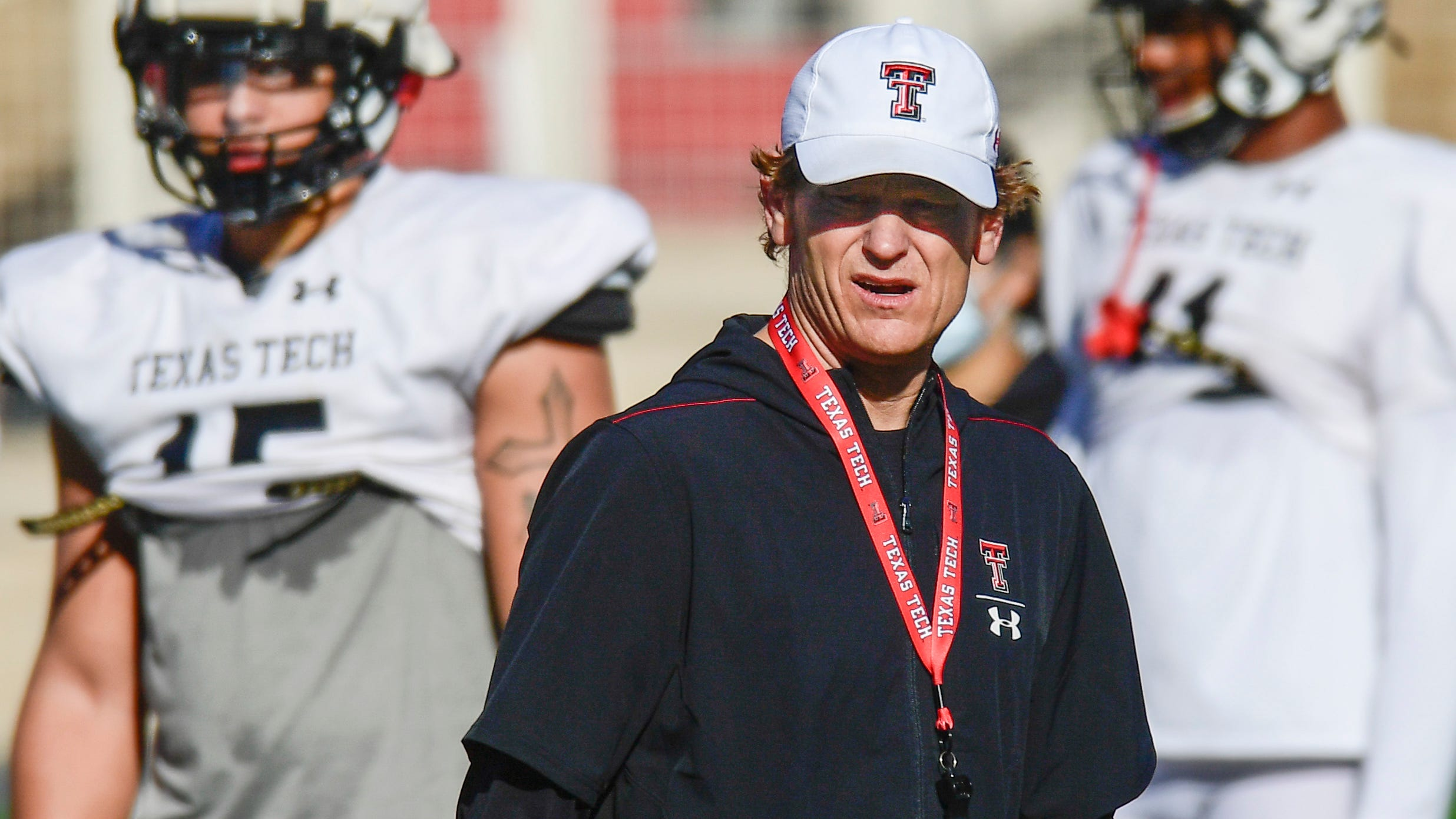 Bohls: Former Texas Tech quarterback Sonny Cumbie is thrilled to be back home
