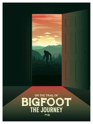 """On the Trail of Bigfoot: The Journey,"" a film by Seth Breedlove and Small Town Monsters, premieres at the Canton Palace Theatre on April 17."