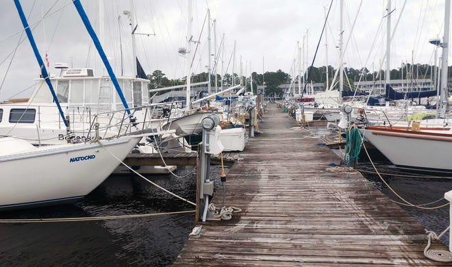 Fairfield Harbour had 30,000 gallons of partially treated water released along with 15,000 gallons in the Neuse River.