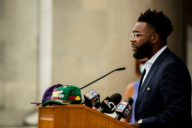 A new bill in the General Assembly, HB #6662, aims to declare racism a statewide public health crisis. Brandon McGee (D-Hartford) is one of the main proponents of the legislation.