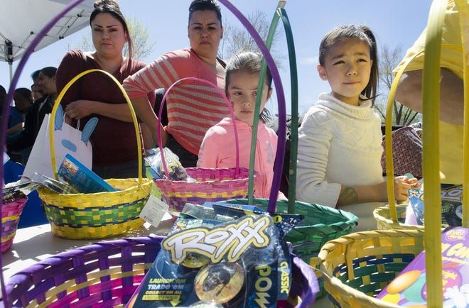 Groups across the High Desert have scheduled Easter-themed events, such as egg hunts and a religious drama presentations.