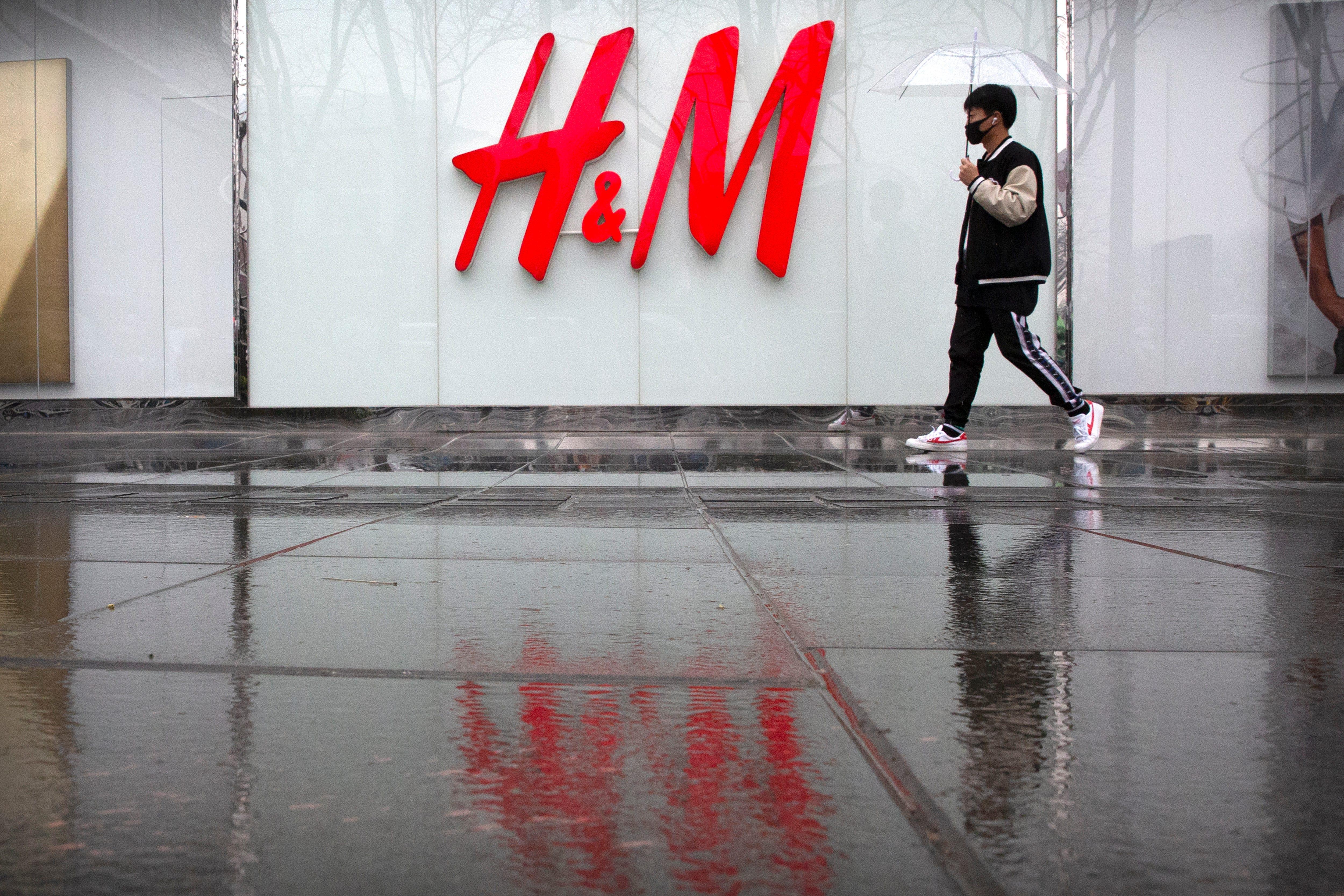China erasing H&M from internet amid Xinjiang backlash 1