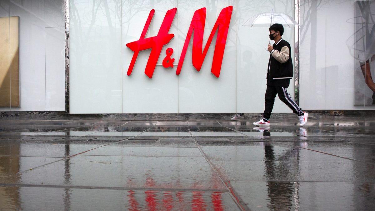 China erasing H&M from internet amid Xinjiang backlash 2