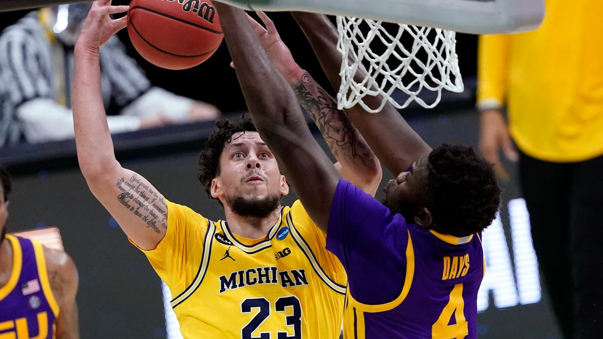 Michigan's Johns finds his confidence and his comfort level 1