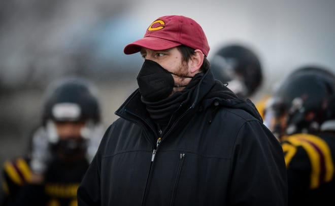 Steve Suhm led a West Allis Central team that was forced to cancel the final four games of its alternate season in the spring.