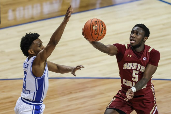 New ASU transfer guard The 6-foot-3 sophomore guard averaged a team-high 14.5 points along with 3.1 rebounds in 19 games for Boston College in the 2020-21 season.