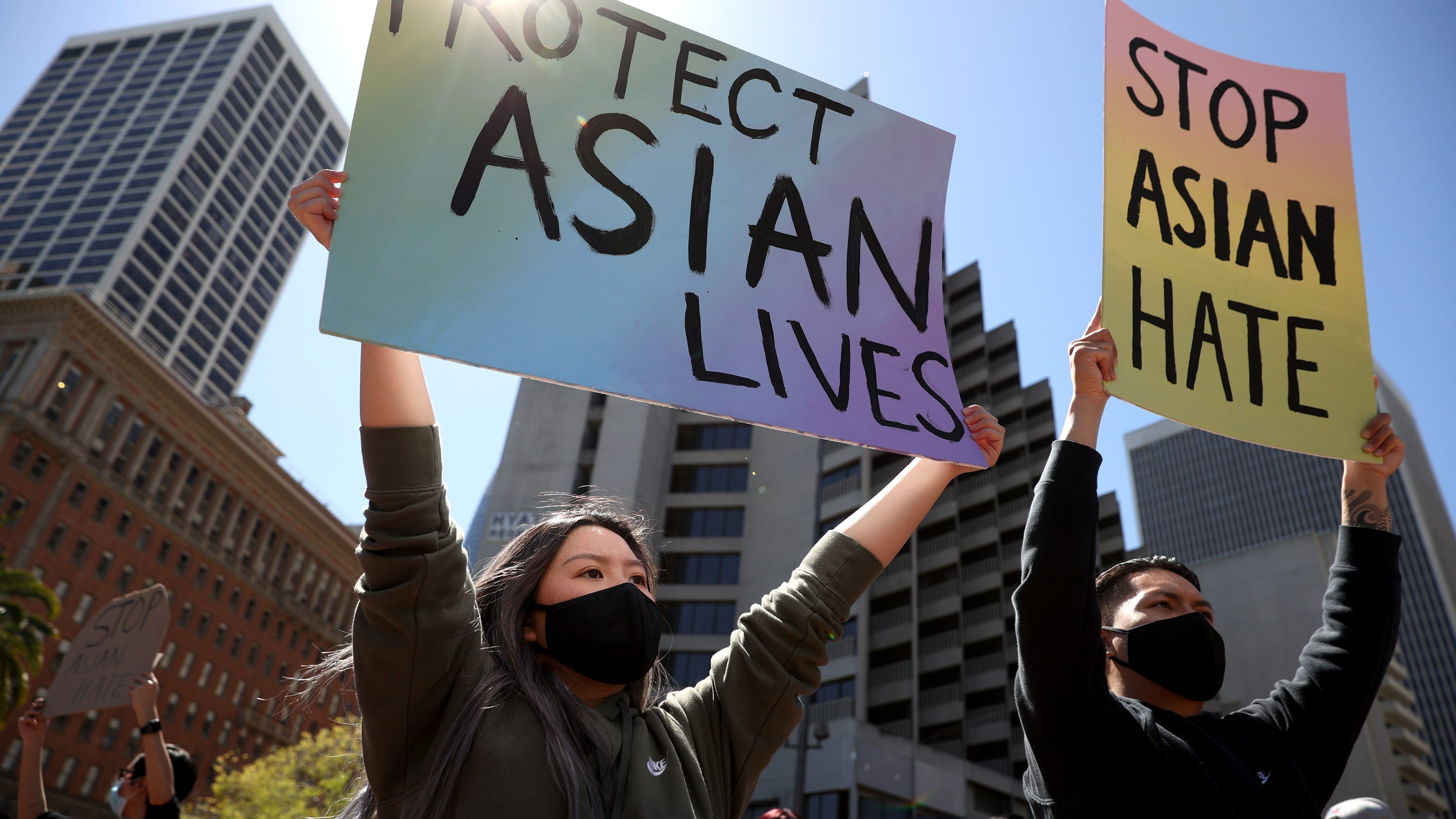In bipartisan vote, Senate advances bill on hate crimes against Asian Americans