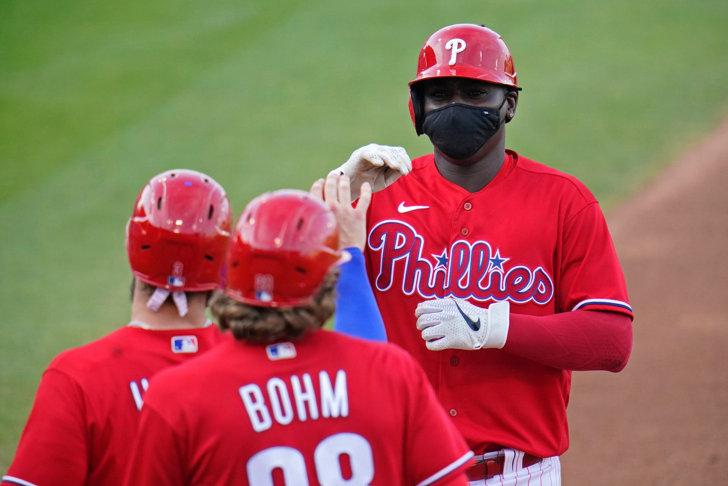 Philadelphia Phillies Projected 2021 Mlb Opening Day Lineup