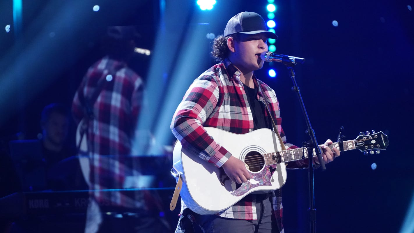 'American Idol': Caleb Kennedy leaving show after controversial social media post surfaces