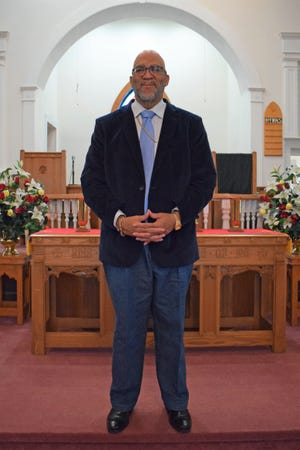 Religious leader and community activist Greg Holmes has been in Eastern North Carolina for several years, but he just recently began planting his roots in New Bern.