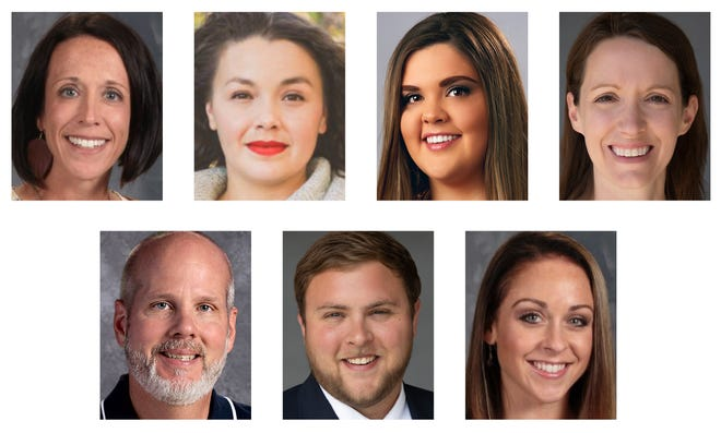 Seven Shawnee County educators were nominees for the 2022 Kansas Teacher of the Year award, including Kristen Anderson, North Fairview Elementary School; Keisha Cross, Ross Elementary School; Katie Dinkel, Tecumseh North Elementary School; Sarah Wells, Pauline Central Primary School; Eric Bradshaw, Topeka High School; Winston Heilman, Washburn Rural Middle School; and Helen (Lisa) Martinez, Seaman High School. Martinez was also announced as one of two finalists for the region.