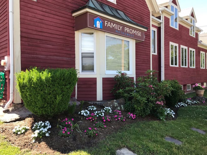 Family Promise Metrowest's offices and day shelter in Natick.