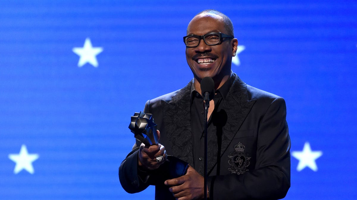 Eddie Murphy inducted into NAACP Image Awards Hall of Fame 2