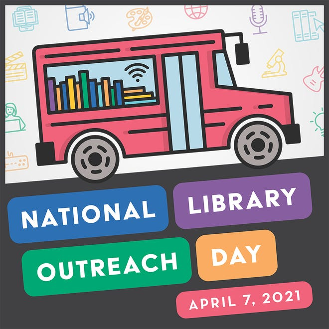 National Library Outreach Day Instagram