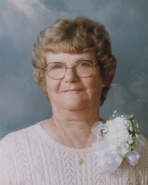 Mrs. Audrey Louise Walden Norton