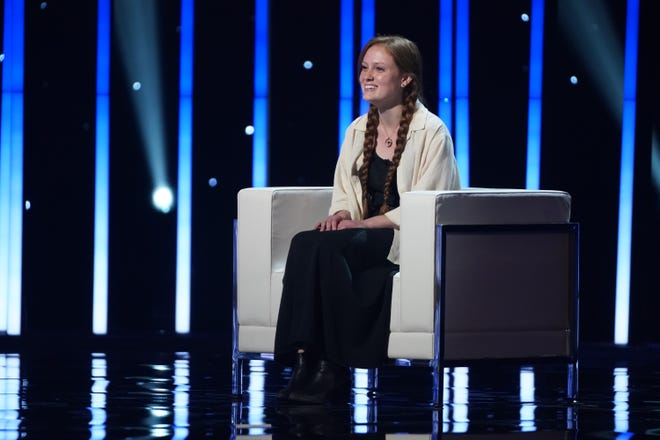 """Cassandra Coleman of Columbia is approved by """"American Idol"""" judges Sunday, March 28, 2021, earning her a spot in the Top 24 as part of """"Showstopper Week."""""""