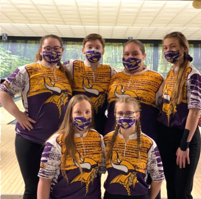 The Bronson Lady Vikings finished their season with a trip to the state semifinals this past weekend.