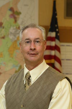 Greencastle Mayor Ben Thomas Jr.