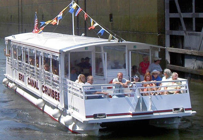 Lil Diamond II is scheduled to begin offering Erie Canal cruises again starting May 22. The tour boat will be departing from Gems Along the Mohawk in Herkimer, taking passengers on a narrated tour that includes a trip through Lock 18 in Jacksonburg.