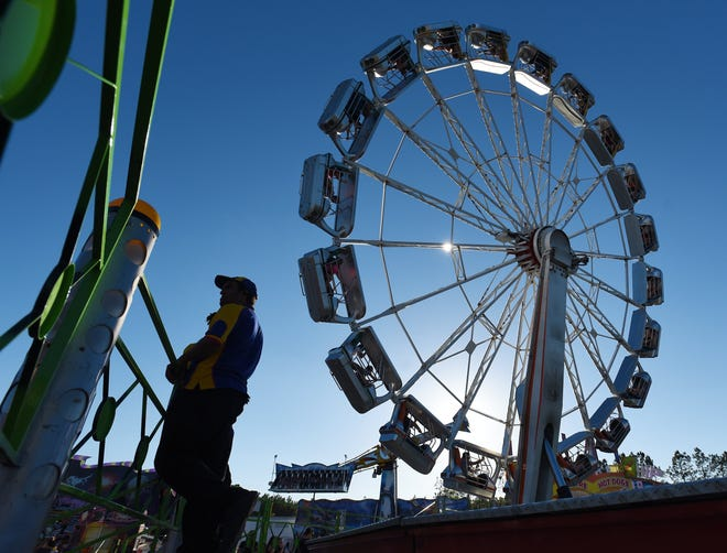 The Clay County Fair runs through April 11.