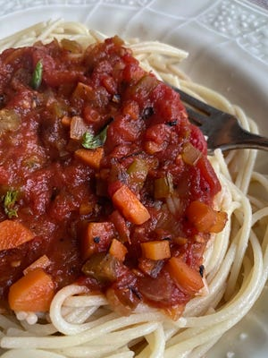 Italian soffritto serves as a very aromatic base to many sauces and other dishes.